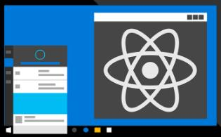 A framework for building native UWP and WPF apps with React