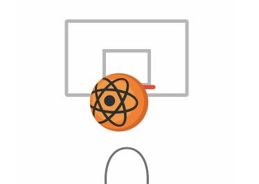 A clone of the Facebook Basketball game