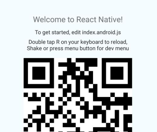 A QR Code generator for React Native based on react-native