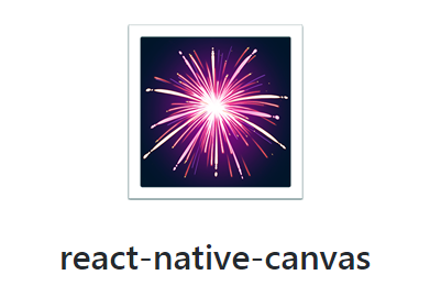 A Canvas component for React Native