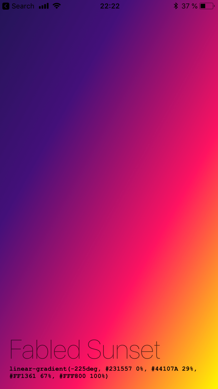Css Background Image For React Native Using Lineargradient