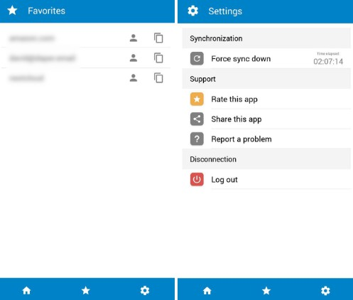 Nextcloud Passwords React-based app for Android and IOS